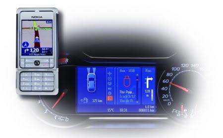 voiture communicante ford et la navigation gps sur t l phone. Black Bedroom Furniture Sets. Home Design Ideas