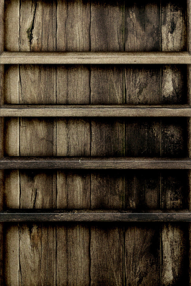 Iphone Ipod Touch Wallpaper Shelf. to download the wallpaper you just