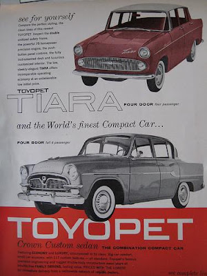 The Toyota Enthusiast The Toyopet Part