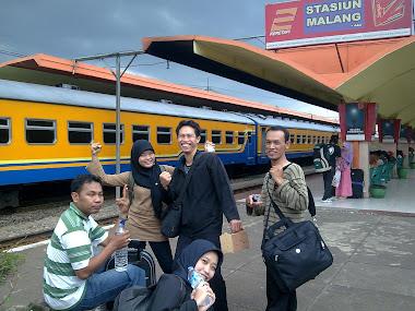 Jalan-Jalan Ke Kota Malang