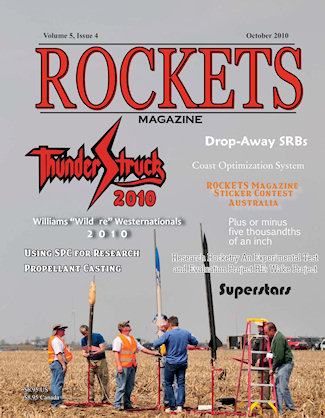 october 2010 tails magazine. ROCKETS Magazine, October 2010