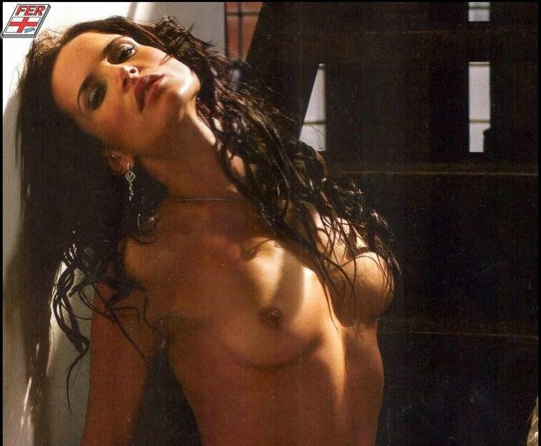 Sophie Anderton  nackt