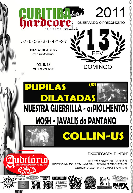 curitiba hardcore 2011