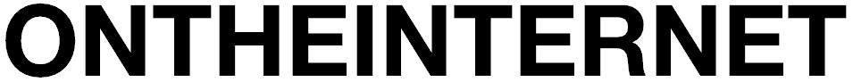 ONTHEINTERNET