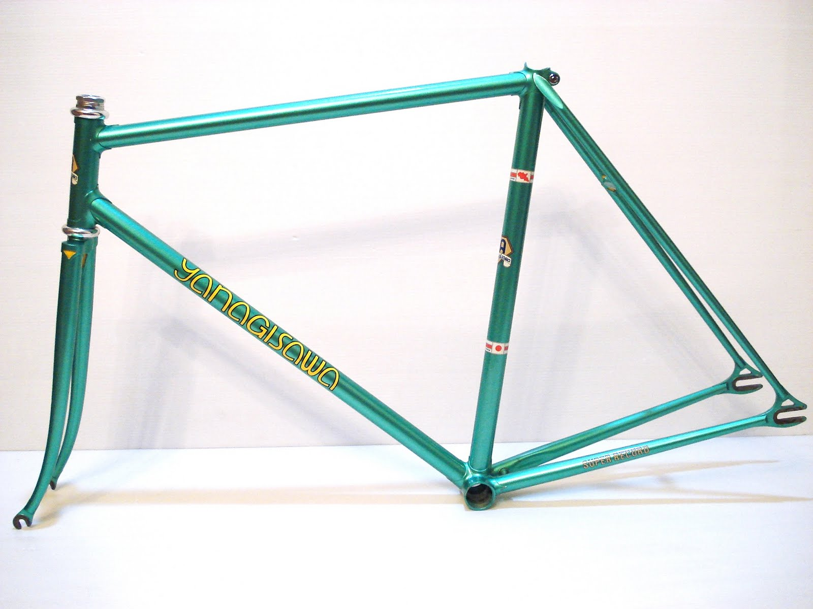 SUPER MAKURI: yanagisawa Emerald Green njs