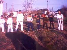 Escuela de Taekwondo B· Palmar- Villa Const. Santa Fe