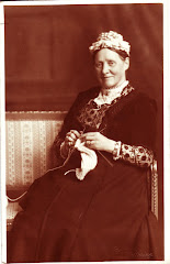 Mabel Charlotte Symonds (nee Scott, 1st wife of Wm Pope Symonds F22