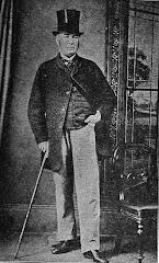 E8 Henry Legge-Davies Symonds of Gorwell & Milbourne St Andrew, 1818-1895