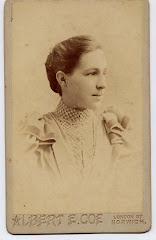 Ellen Mary Symonds (nee Callis) 1868-1942
