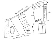 Plan of White Horse Brewery, Epsom