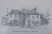 The old Ashtead Brewery 1850-1910