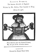 Skilton&#39;s Elinour Rummin, 1624