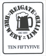 Pumpclip for John Harvey's brew Ten Fiftyfive