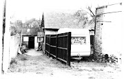 Durrants Brewery yard - c1977