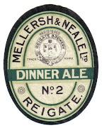 No 2 Dinner Ale c1919