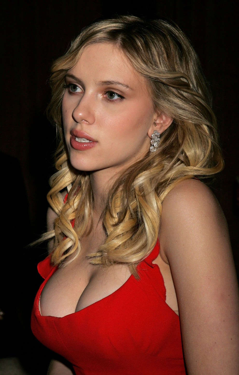 Scarlett johansson @ It s the Fap Time