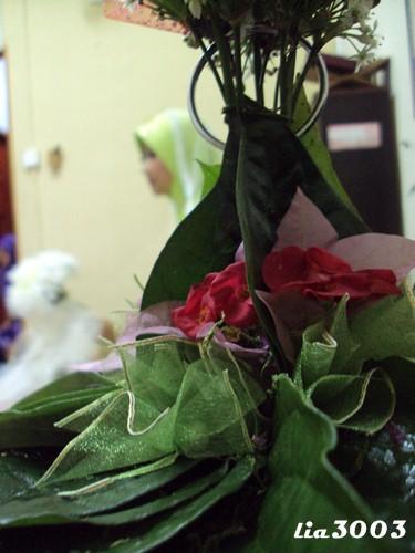 gambar tunang majlis lia3003 blogger