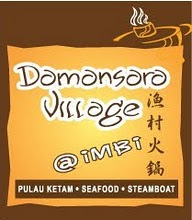 Damansara Village Restaurants @Imbi, Kuala Lumpur and @Petaling Jaya