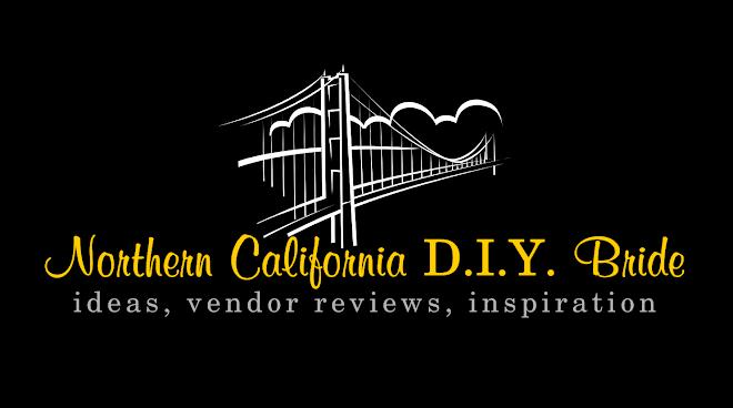 Northern California DIY Bride