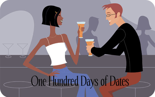 100 Days of Dates