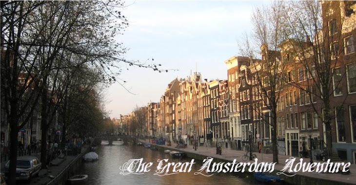 The Great Amsterdam Adventure