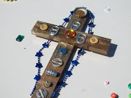 Recycled Cross Craft