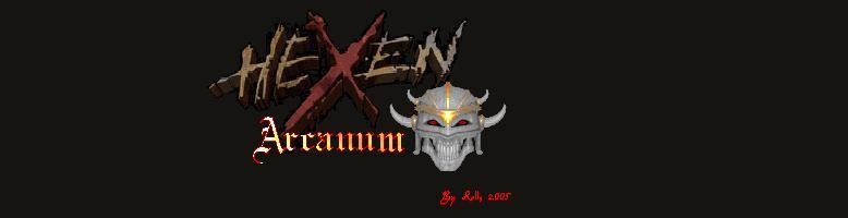HeXen - Arcanum