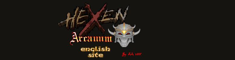 HeXen - Arcanum - English