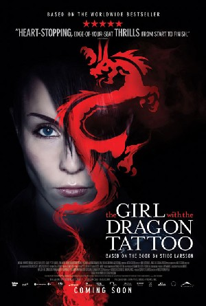 THE GIRL WITH THE DRAGON TATTOO (Niels Arden Oplev, Sweden, 2009)
