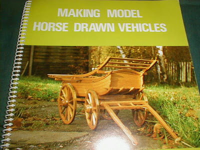 Making Model Horse Drawn Vehicles