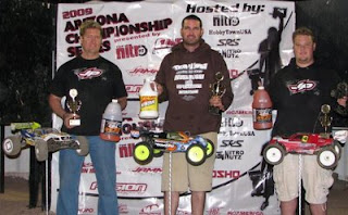Casey Peck was the Top Qualifier and took first place in the final race of the Expert Truck Class.