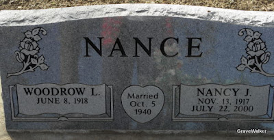 nancy jane shelton nance