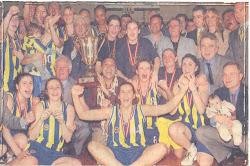2001-2002 ŞAMPİYONU