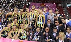 2010 Cumhurbaşkanlığı Kupası Şampiyonu Kraliçeler.