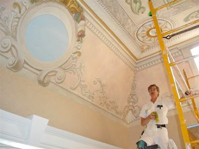 Custom Wallpaper Installation: The National Guild of Professional Paper Hangers
