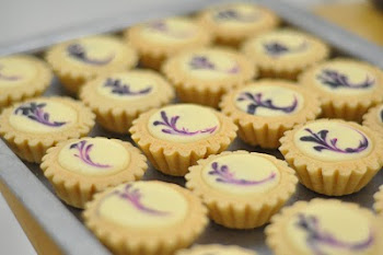 BLUEBERRY CHEESE TART (RM30 FOR 25PCS)