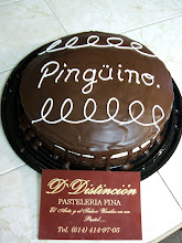 PASTEL PINGUINO