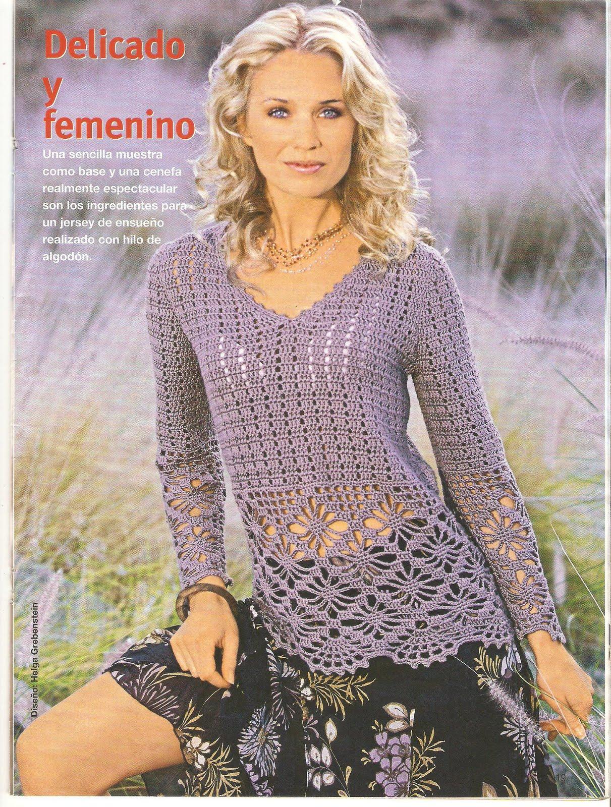 Sabrinas Blusas Crochet 018