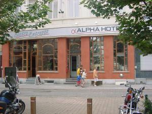 Alpha Hotel