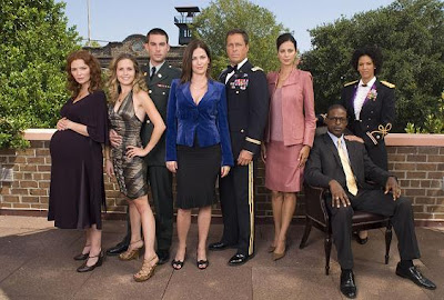 Lifetime Army Wives