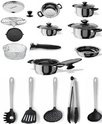 Hca fase 5 for Set de utensilios de cocina facusa