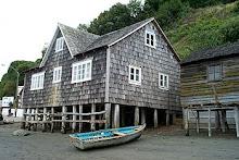 Arquitectura Curaco de Velez Isla de Chiloé