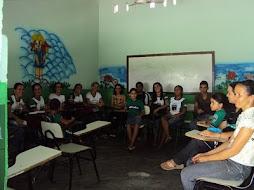 Reunião com os professores