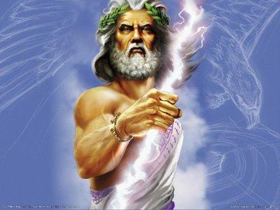 zeus. zeus greek god