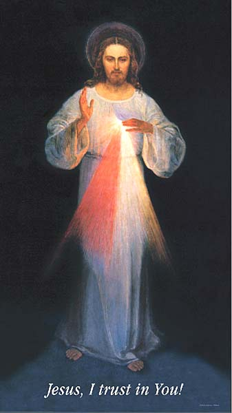 Public Vigil: Divine Mercy Devotion