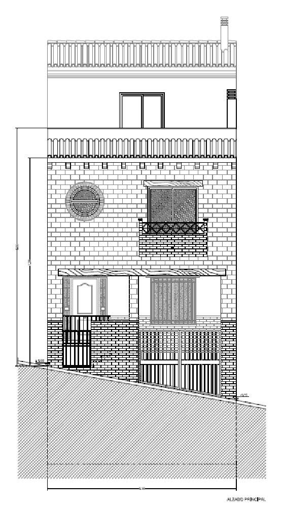 Arquisurlauro vivienda vivienda unifamiliar entre medianeras - Vivienda unifamiliar entre medianeras ...
