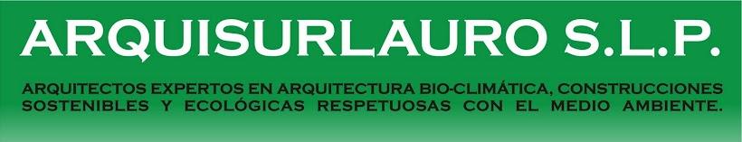 Arquisurlauro arquitectura bioclimática