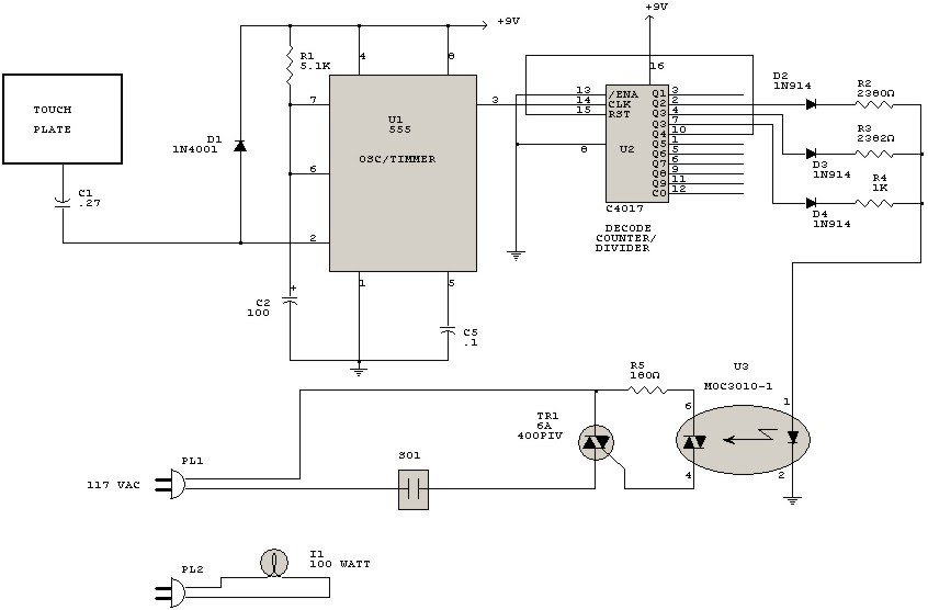 Touch lamp control switch wiring diagram gandul 45 77 79 119 on wiring diagram for a touch lamp 220V Thermostat Wiring Diagram Touch Lamp Switch Wiring Diagram
