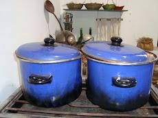 Gemelas azules alquimistas