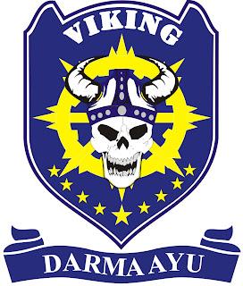 merupakan nama logo dari lambang daerah indramayu untuk logo viking